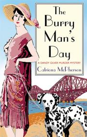 Cover art for THE BURRY MAN'S DAY