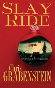 SLAY RIDE by Chris Grabenstein