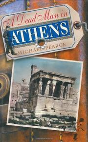 A DEAD MAN IN ATHENS by Michael Pearce