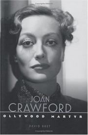 JOAN CRAWFORD by David Bret
