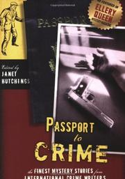 PASSPORTS TO CRIME by Janet Hutchings