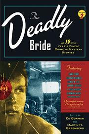 Cover art for THE DEADLY BRIDE