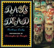 DAYS OF THE DEAD by Kathryn Lasky