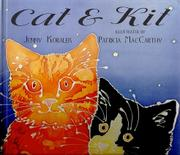 Book Cover for CAT AND KIT