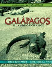 GÁLAPAGOS by Lynne Born Myers