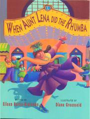 Cover art for WHEN AUNT LENA DID THE RHUMBA