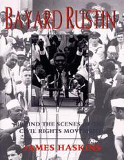 BAYARD RUSTIN by James Haskins
