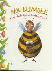 MR. BUMBLE by Kim Kennedy