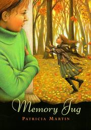 MEMORY JUG by Patricia Martin