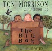 THE BIG BOX by Toni Morrison