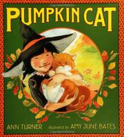 Cover art for PUMPKIN CAT