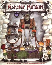 MONSTER MUSEUM by Marilyn Singer