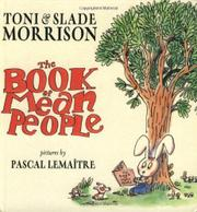 Cover art for THE BOOK OF MEAN PEOPLE