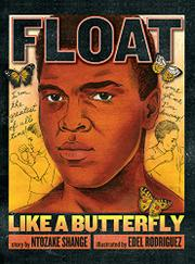 Book Cover for FLOAT LIKE A BUTTERFLY