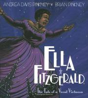 Cover art for ELLA FITZGERALD