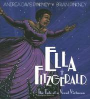 ELLA FITZGERALD by Andrea Davis Pinkney