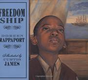Cover art for FREEDOM SHIP