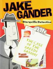JAKE GANDER, STORYVILLE DETECTIVE by George McClements