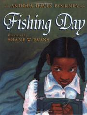 FISHING DAY by Andrea Davis Pinkney