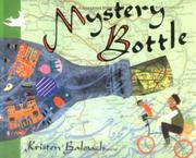 Cover art for MYSTERY BOTTLE