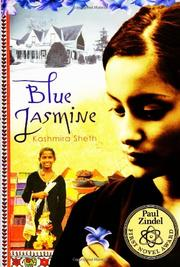 Book Cover for BLUE JASMINE