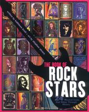 Book Cover for THE BOOK OF ROCK STARS