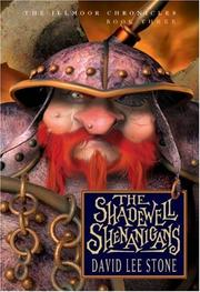 THE SHADEWELL SHENANIGANS by David Lee Stone