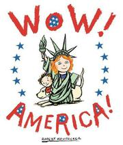 Cover art for WOW! AMERICA!