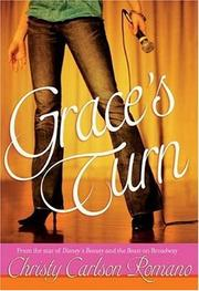 GRACE'S TURN by Christy Carlson Romano
