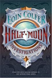 Book Cover for HALF MOON INVESTIGATIONS