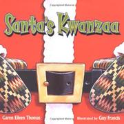 Book Cover for SANTA'S KWANZAA