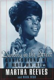 DANCING IN THE STREET by Martha Reeves