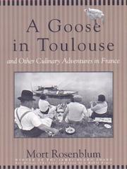 Cover art for A GOOSE IN TOULOUSE