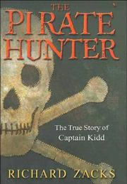 THE PIRATE HUNTER by Richard Zacks