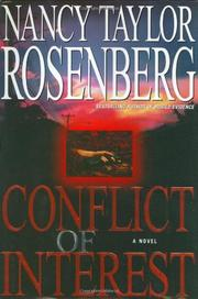 Cover art for CONFLICT OF INTEREST