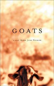 GOATS by Mark Jude Poirier