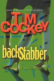 BACKSTABBER by Tim Cockey