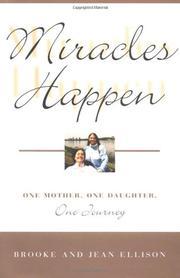 MIRACLES HAPPEN by Brooke Ellison
