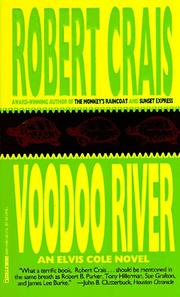 VOODOO RIVER by Robert Crais