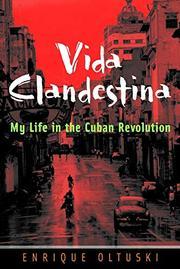 VIDA CLANDESTINA by Enrique Oltuski