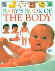 Cover art for BABY'S BOOK OF THE BODY