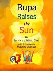 Cover art for RUPA RISES THE SUN