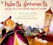 ISABELLA ABNORMELLA by J. Patrick Lewis