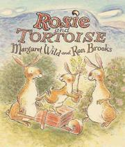 ROSIE AND TORTOISE by Margaret Wild