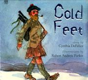 COLD FEET by Cynthia DeFelice