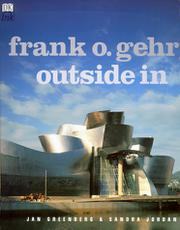 Book Cover for FRANK O. GEHRY: OUTSIDE IN