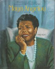MAYA ANGELOU by Miles Shapiro