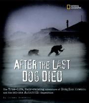 Cover art for AFTER THE LAST DOG DIED