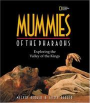 MUMMIES OF THE PHARAOHS by Melvin Berger