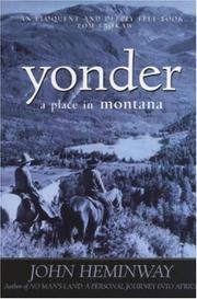 YONDER by John Heminway